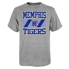 "Boy's 4-20 NCAA Memphis Tigers ""College Team Pride"" Short Sleeve Tee"