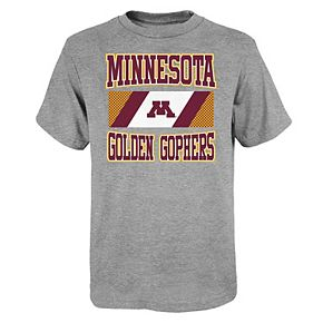 Boys 4-20 Minnesota Golden Gophers Short Sleeve T-shirt