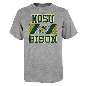 "Boy's 4-20 NCAA North Dakota State Bison ""College Team Pride"" Short Sleeve Tee"