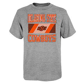 "Boy's 4-20 NCAA Oklahoma State Cowboys ""College Team Pride"" Short Sleeve Tee"
