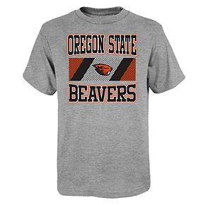 "Boy's 4-20 NCAA Oregon State Beavers ""College Team Pride"" Short Sleeve Tee"