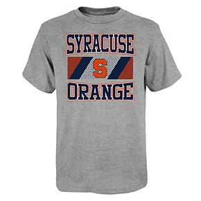 Boys 4-20 Syracuse Orange Short Sleeve T-shirt