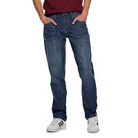 Urban Pipeline Men's Relaxed-Fit Straight-Leg Jeans
