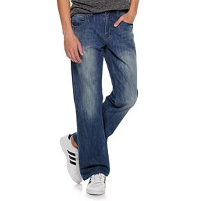 Men's Urban Pipeline? Relaxed-Fit Bootcut Jeans