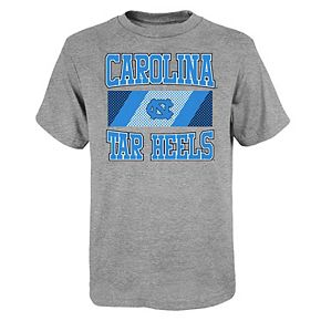 Boys 4-20 North Carolina Tar Heels Short Sleeve T-shirt
