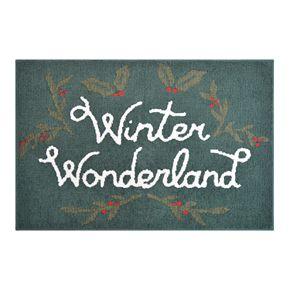St. Nicholas Square® Winter Wonderland Rug