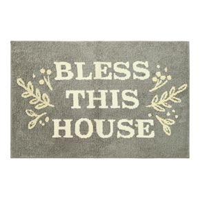 St. Nicholas Square® Bless This House Rug