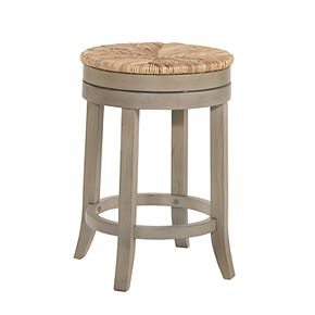 Irving 24 In. Swivel Seat Stool