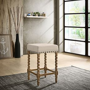 Remick 24 In. Square Stool