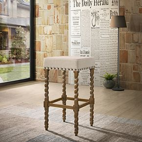 Remick 30 In. Square Stool