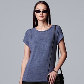 Women's Simply Vera Vera Wang Twisted Tee