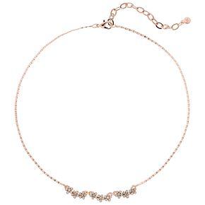 LC Lauren Conrad Flower Link Necklace