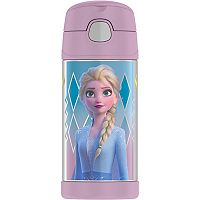 12-Oz Disneys Frozen 2 FUNtainer Stainless Steel Bottle by Thermos