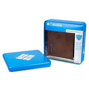 Men's Columbia RFID-Blocking Extra-Capacity Slimfold Wallet