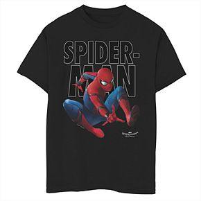 Boys' 8-20 Marvel Active Spider-Man Tee