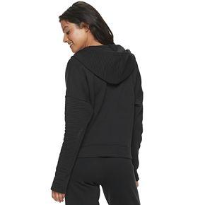Women's Reebok Workout Ready Versatile Fullzip Hoodie