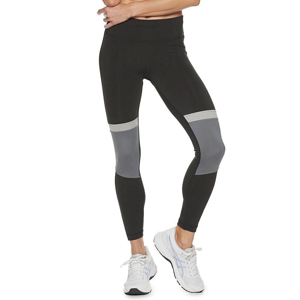 Women's Reebok Workout Ready MYT Paneled Poly Tight