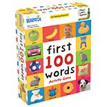 University Games First 100 Words Activity Game
