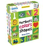 University Games First 100 Numbers, Colors, Shapes Bingo Game