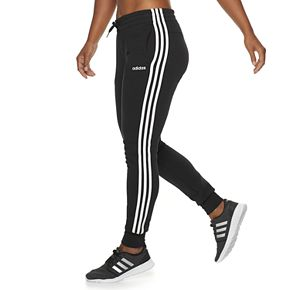 Women's adidas 3 Stripe Fleece Jogger Pants