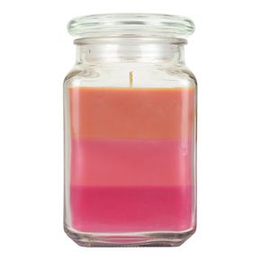 Candle Essentials Fall Festival Tri-Pour 17-oz. Candle Jar