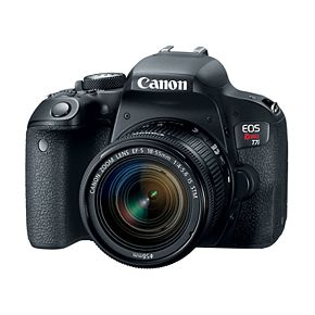 Canon EOS Rebel T7i EF-S 18-55mm IS STM Camera