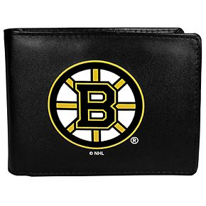 Boston Bruins Logo Bi-Fold Wallet