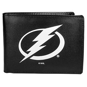 Tampa Bay Lightning Logo Bi-Fold Wallet