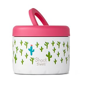 S'nack by S'well 24-oz. Looking Sharp Cactus Container