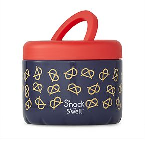 S'well S'nack by S'well 24-oz. Pretzels Container