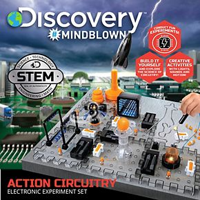 Discovery #Mindblown STEM Electronic Circuitry Experiment Building Set
