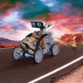 Discovery #Mindblown STEM Solar Vehicle Contruction Set
