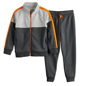 Boys 4-12 Jumping Beans® Athleisure Set