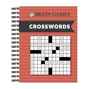 PIL Brain Games Crosswords