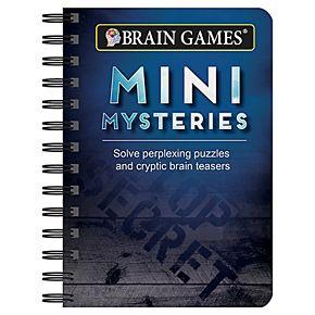 PIL Brain Games Mini Mysteries