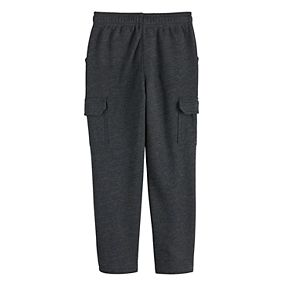 Boys 4-12 Jumping Beans® Fleece Cargo Pants