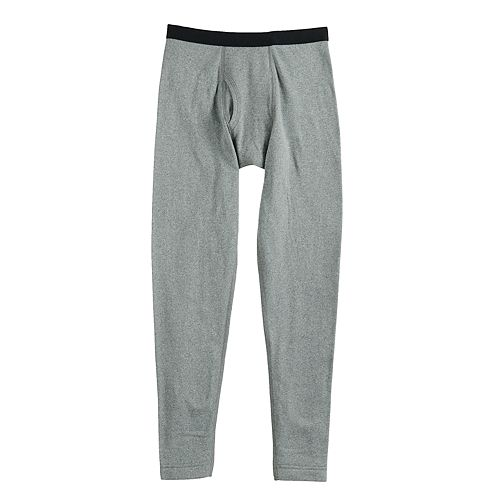 Boys 4-20 Hanes Fleece Thermal Pants