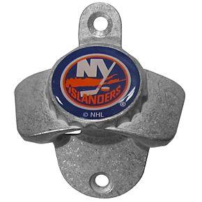 New York Islanders Wall-Mounted Bottle Opener