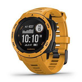 Garmin Instinct Rugged GPS Smartwatch