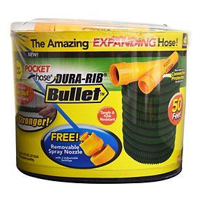 50-ft. Pocket Hose Bullet As Seen on TV