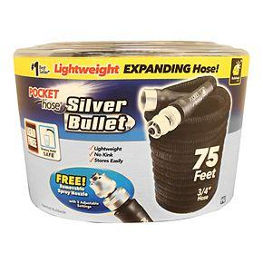 Pocket Hose Silver Bullet As Seen on TV