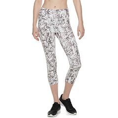 Women's FILA SPORT® Fashion High-Waisted Capri Leggings