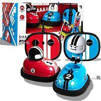 Sharper Image Toy RC Speed Bumper Road Rage