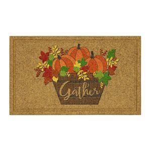 Mohawk® Home Pumpkin Basket Doormat
