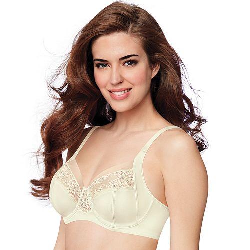Full Figure Bali Beauty Lift Underwire Bra DF0065