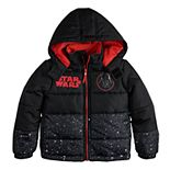 Boys 4-7 Star Wars Puffer Jacket
