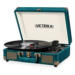 Victrola Suitcase Turntable Record Player