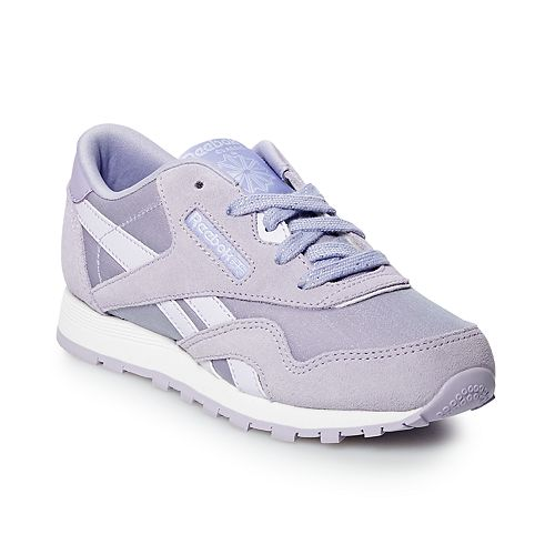 Reebok Classic Nylon Girls' Sneakers