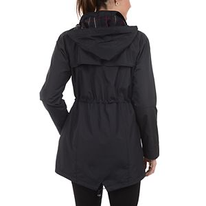 Women's Fleet Street Hooded Midweight Anorak Jacket