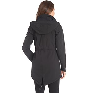 Women's Fleet Street Hooded Midweight Soft Shell Jacket